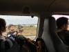 Filming the traffic jam