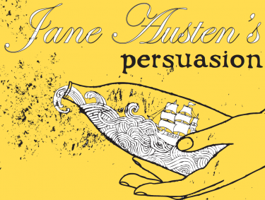 Persuasion logo without arm