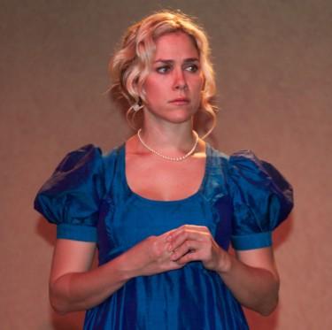 Jenny Strassburg as Anne Elliot in JANE AUSTEN'S PERSUASION