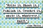 Joss Whedon Quote